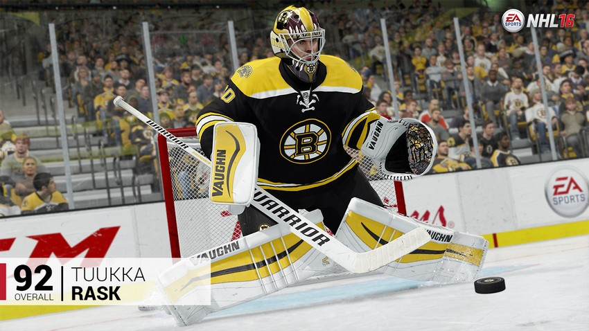 NHL 16 Player Ratings - Top 10 Goalies bd9203664