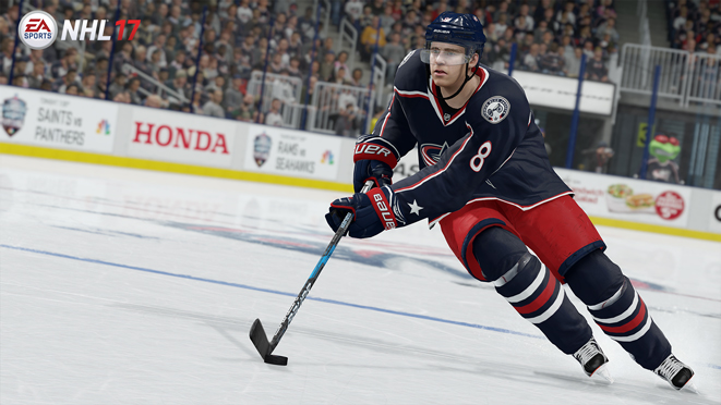 NHL 17 December Roster Update