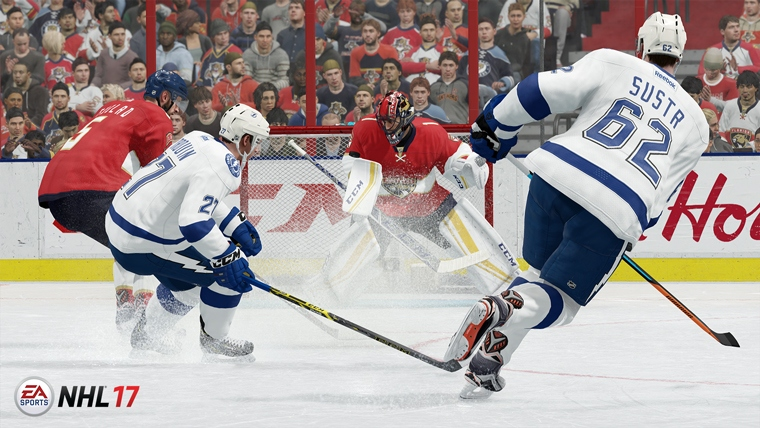 nhl 17 - image 1 - NHL 17 – Gameplay Series: Control the Ice