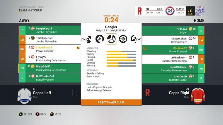 nhl 17 - image 4 - NHL 17 – EA Sports Hockey League Gameplay Video & Details