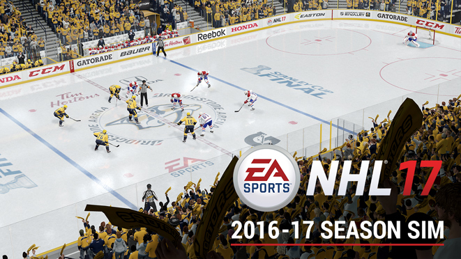 nhl 17 world cup how to play