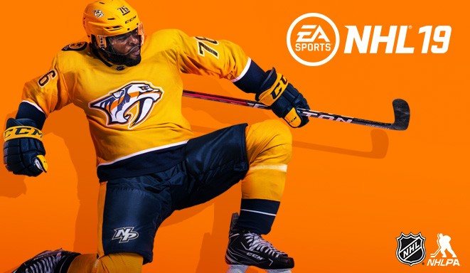 NHL 19 is here! Before you hit the ice and start your journey from the  ponds to the pros 870835028