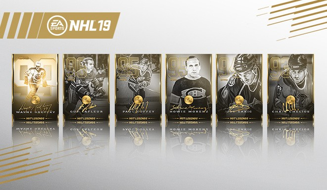 Wayne Gretzky and over 200 Legend and Alumni players are gracing the ice in  NHL 19 e8d8f9a76