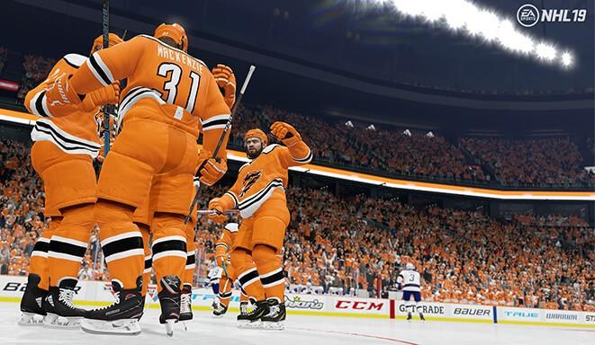 EA SPORTS Hockey League in NHL 19 069d0f3befd