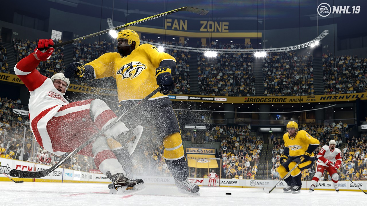 Image result for nhl 19 in Games with Gold June