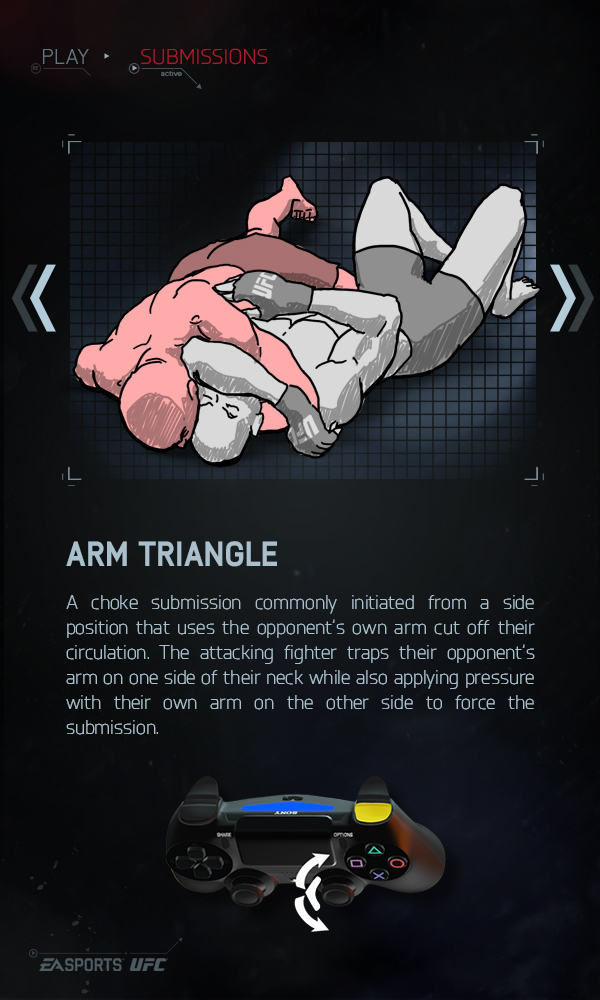 Arm Triangle - EA Sports UFC