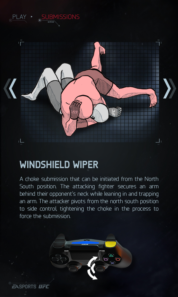 Windshield Wiper - EA Sports UFC