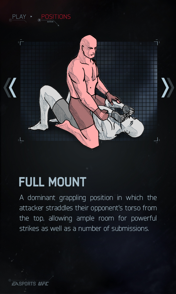 Full Mount - EA Sports UFC