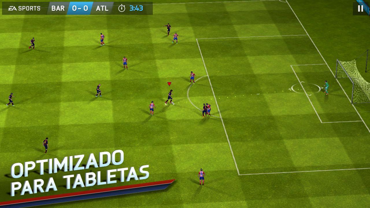 Descarga Gratis Fifa 14 Para Movil