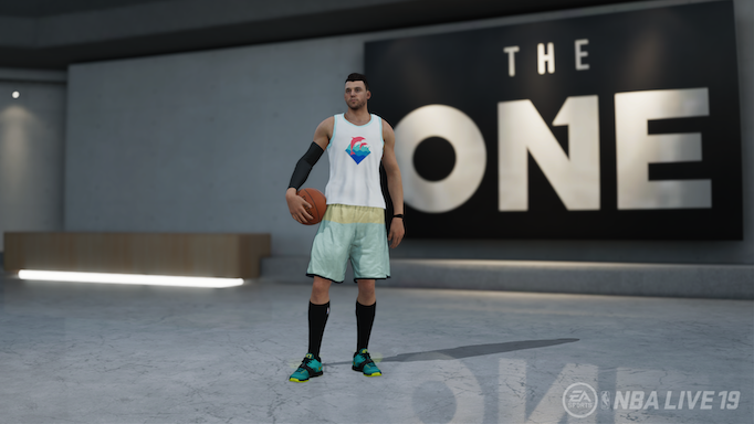 NBA Live 19: Conviertete en The One 1