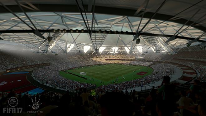 Nouveaux Stades Dans FIFA 17