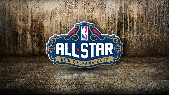 Programme All-Star 2017 sur NBA LIVE Mobile