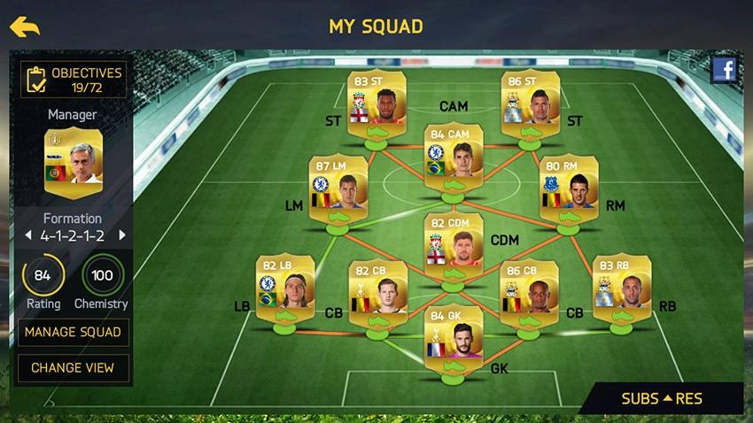 скачать игру fifa 15 ultimate team