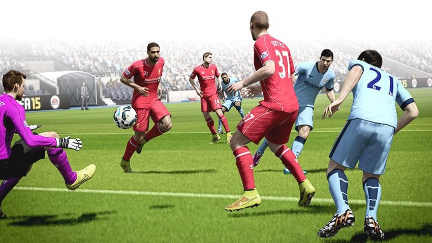Решение всех известных проблем FIFA 15   THE SOLUTION OF
