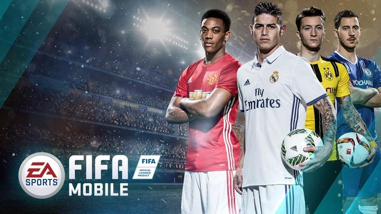 Скачать Игру Fifa Mobile - фото 2
