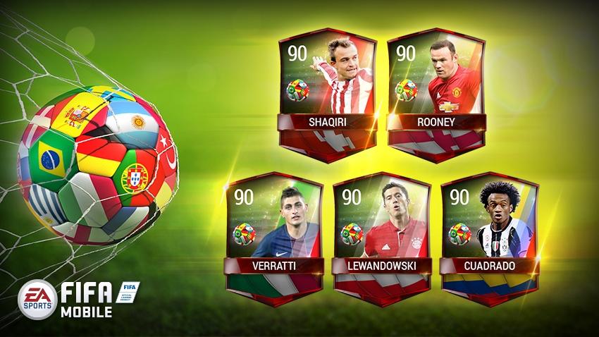 Скачать Игру Fifa Mobile - фото 7