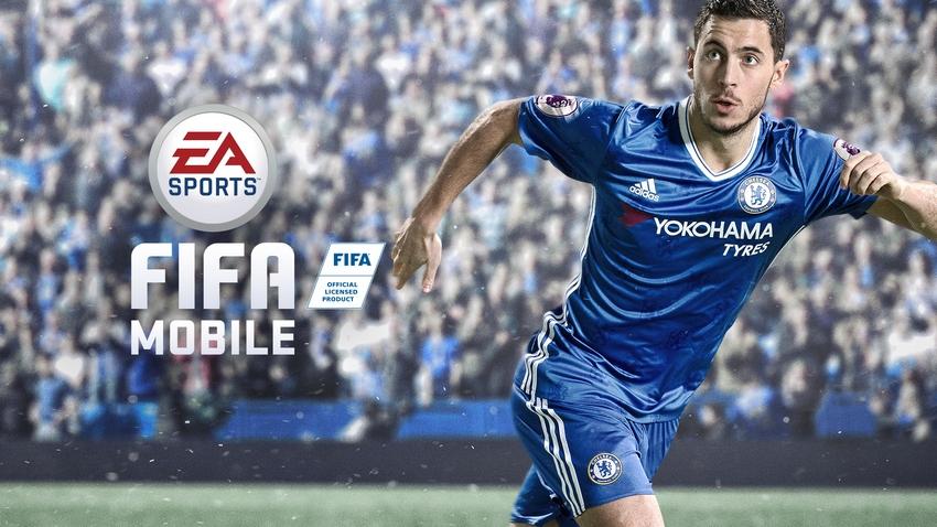 Скачать Игру Fifa Mobile img-1