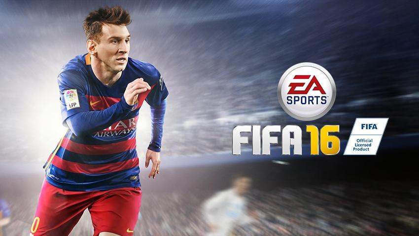 Купить FIFA 16