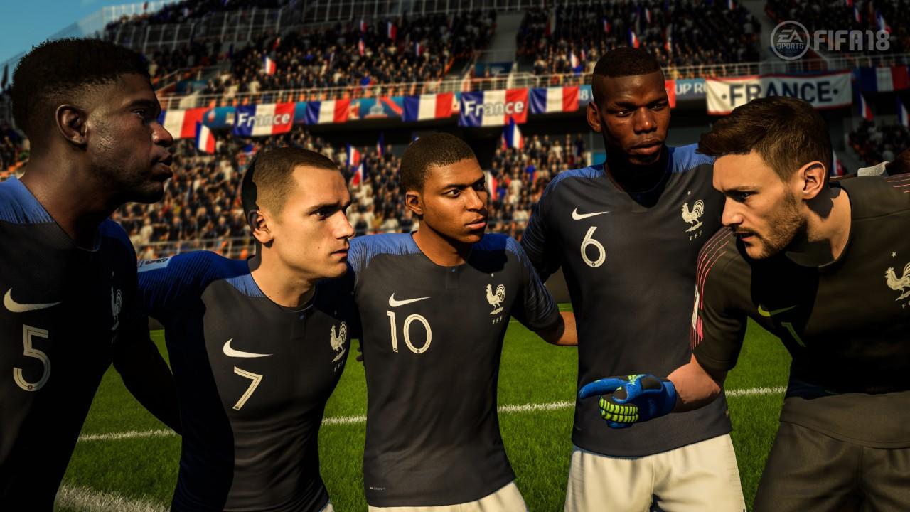 EA Sports FIFA 2018 Dünya Kupası Şampiyonunu Yine Günler Önce Bildi